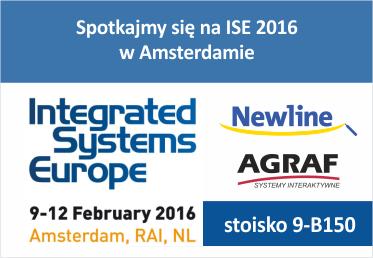 Spotkajmy się na ISE w Amsterdamie