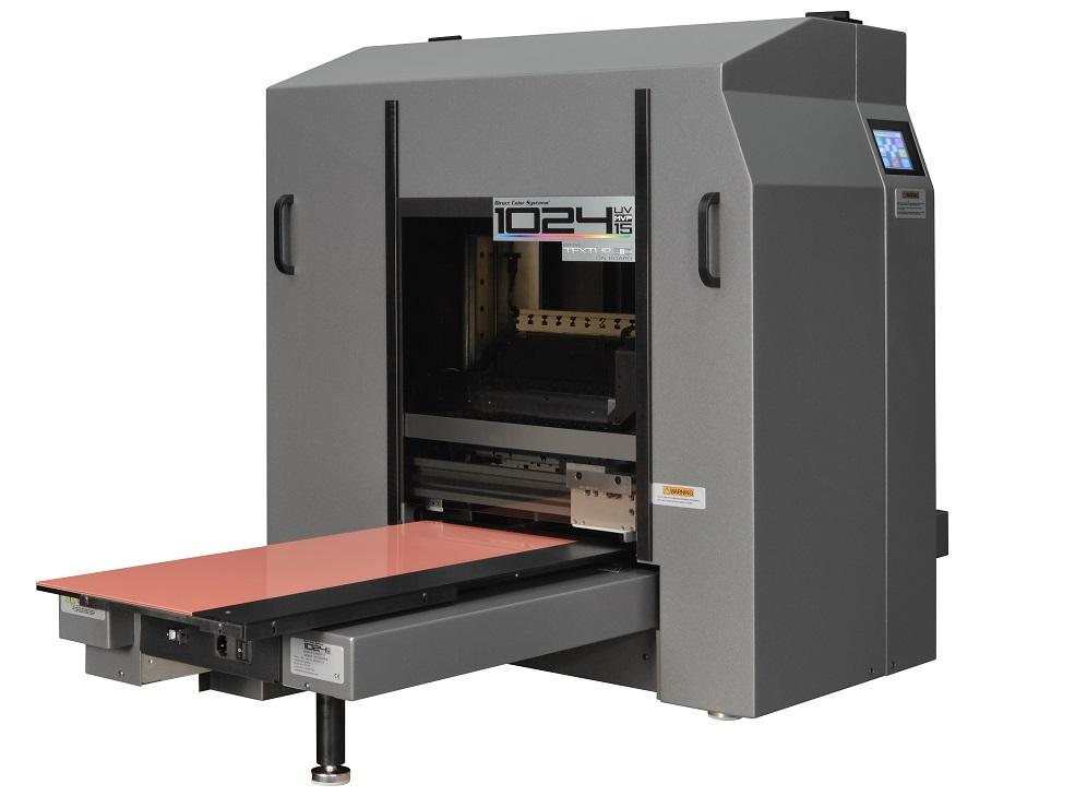 Drukarki UV Direct Color Systems DTG i DTS w jednym urządzeniu
