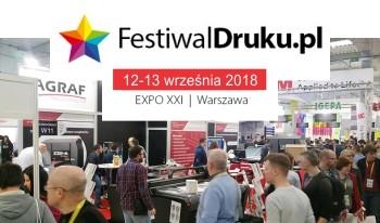 Targi Festiwal Druku 12-13 września 2018