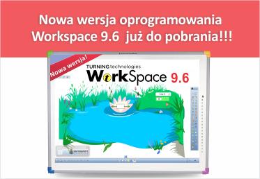 Nowa wersja oprogramowania Workspace 9.6 już do pobrania!!!